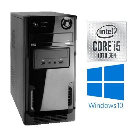 COMPUTADOR SUPRI HOME ADVANCED, INTEL CORE I5 10400, 8GB DDR4, SSD 240GB, 230W REAL