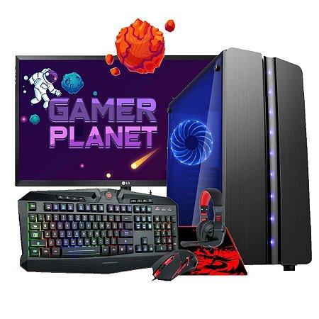 COMBO COMPUTADOR GAMER COMPLETO LEVEL 1, RYZEN 5 3400G 3.6GHZ, 8GB DDR4, SSD 240GB
