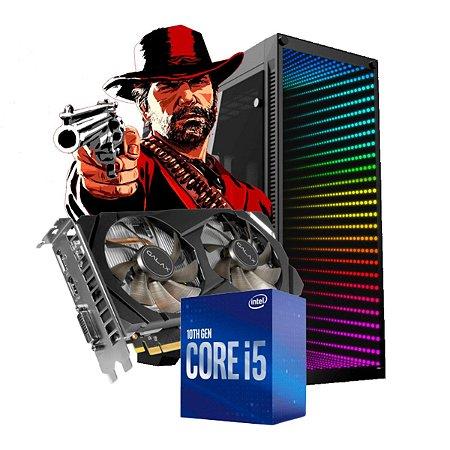 COMPUTADOR GAMER MAGNUM, I5-10400F, GEFORCE RTX 2060 6GB, 16GB DDR4, SSD 120GB, HD 1TB, 500W 80 PLUS