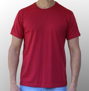 Camisa Vermelha Básica Fortman