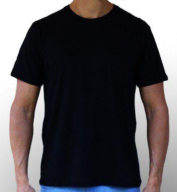 Camisa Preta Básica Fortman