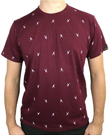 Camisa Estampada Baseball Fortman