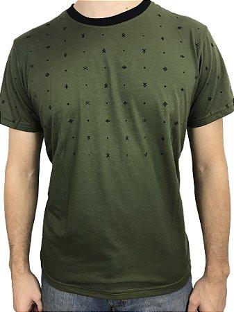 Camisa Micro Estampada Fortman