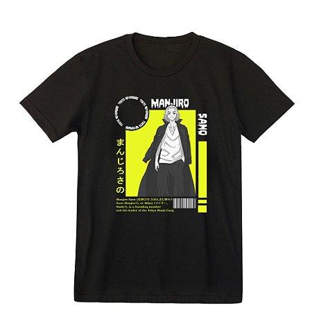 Camiseta Tokyo Revengers - Manjiro Sano