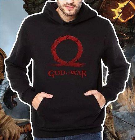 Moletom God Of War 4