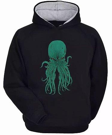 Moletom Cthulhu Hp Lovecraft