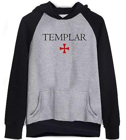 Moletom Assassin's Creed - Templários