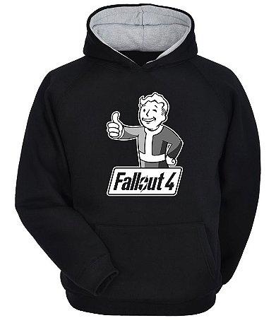 Moletom Fallout 4 - Vault Boy