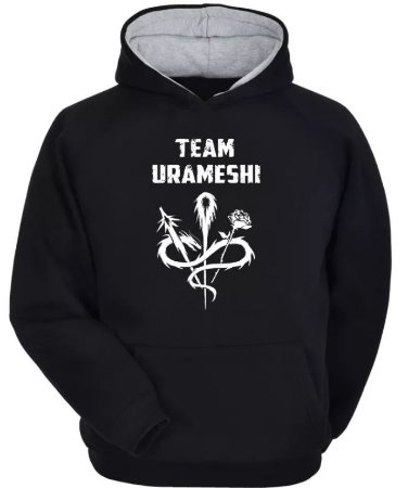 Moletom Yu Yu Hakusho - Team Urameshi