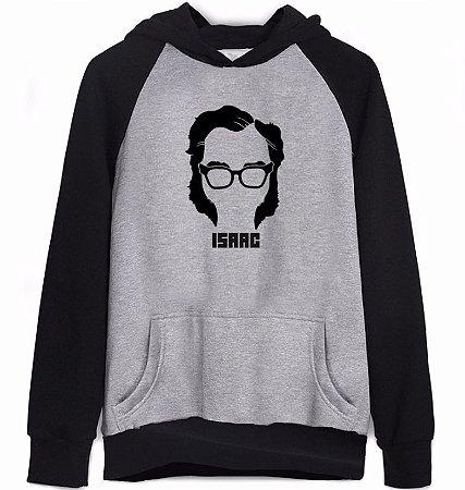 Moletom Isaac Asimov