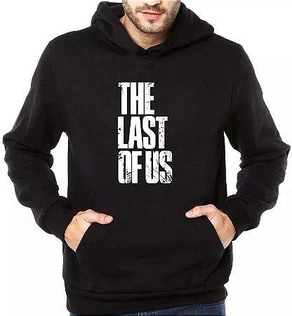 Moletom The Last Of Us - Logo