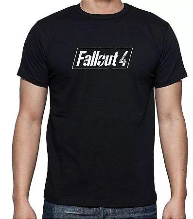 Camiseta Fallout 4