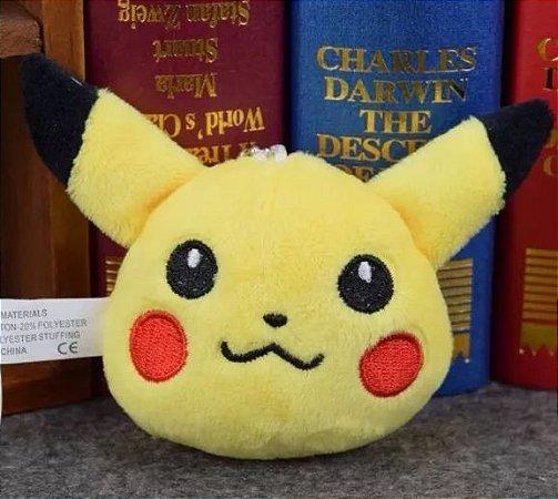 Pelúcia Pokémon - Pikachu