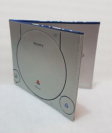 Carteira Sony Playstation Psone