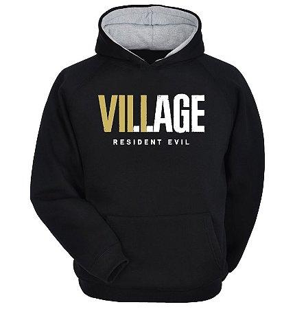 Moletom Resident Evil Village RE8 Capcom
