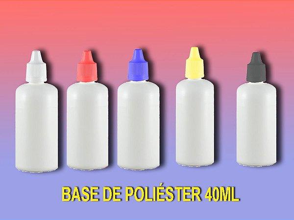 Tinta Base de Poliéster 40ml  LEIA A DESCRIÇÃO