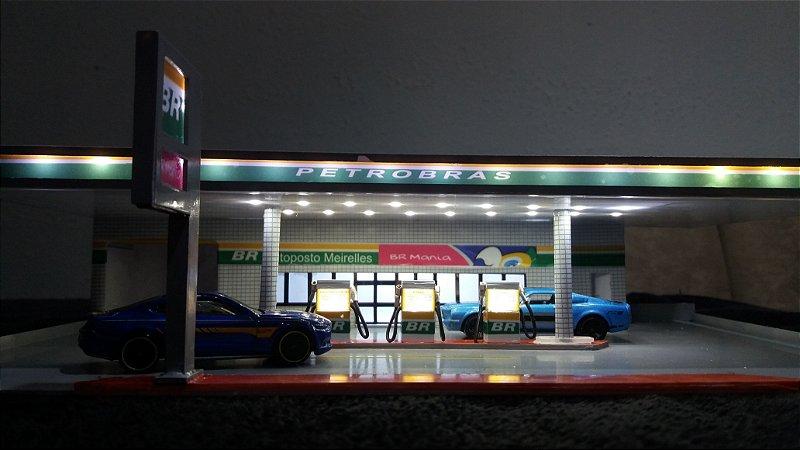 Posto de Gasolina e Serviços H.O.