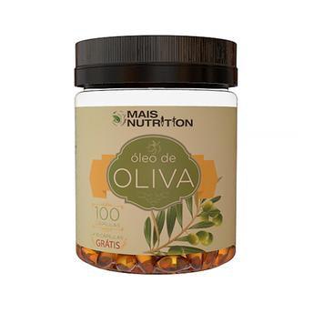 Óleo de Oliva - 110 cápsulas