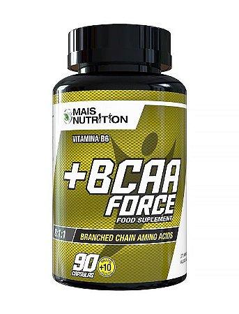 BCAA Force - 100 cápsulas