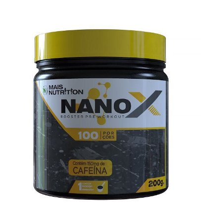 NANO X - PRÉ TREINO