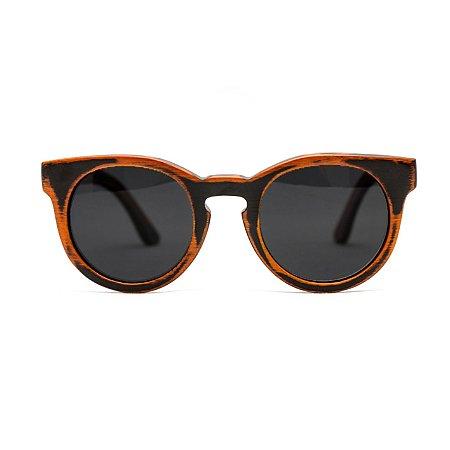 Óculos de Madeira - CATWOOD BAMBOO STAIN