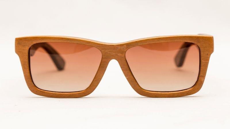 Óculos de Madeira - THRONWOOD SKATE NATURAL
