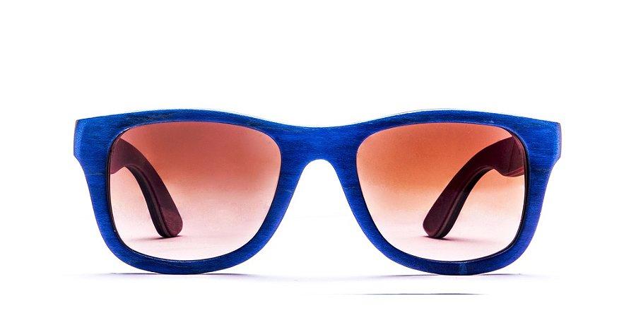 Óculos de Madeira - STARWOOD SKATE OCEAN