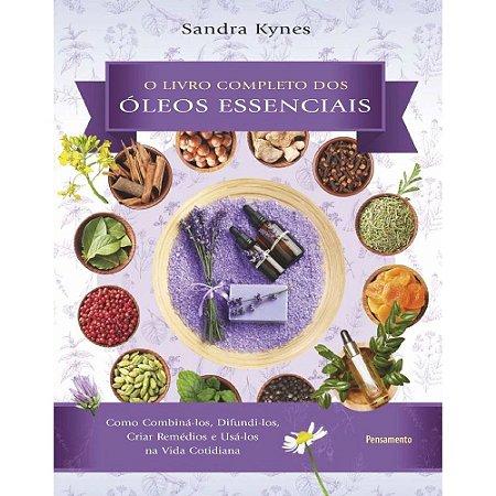 Livro completo dos óleos essenciais