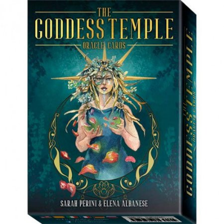 The Goddess Temple Oracle Cards