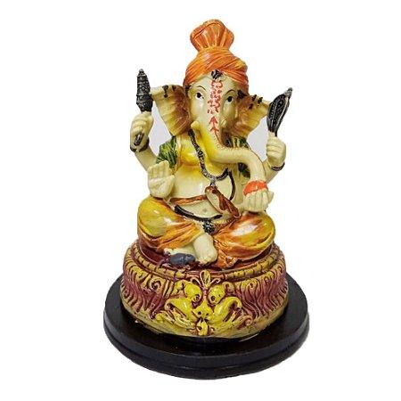 Deusa Ganesha Colorido