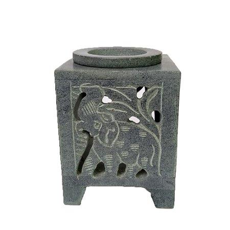 Aromatizador Pedra Sabão