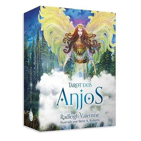 Tarot dos Anjos - Pavão Branco
