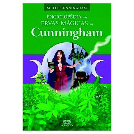 Enciclopédia das ervas mágicas de Cunningham