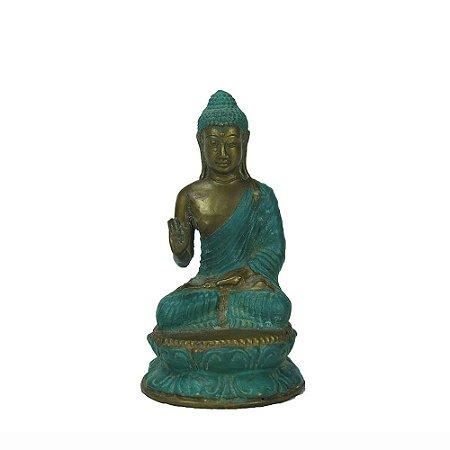 Buda de Bronze