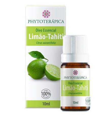 Óleo Essencial de Limão Tahiti - Phytoterapica
