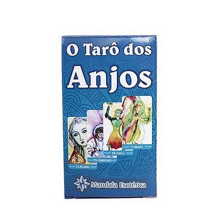 Taro dos Anjos - Mandala Esotérica