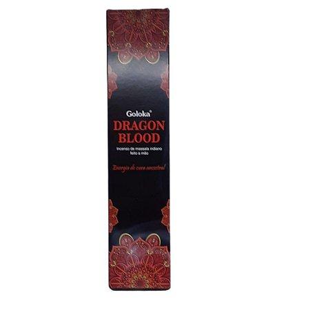 Incenso Goloka - Sangue de Dragão