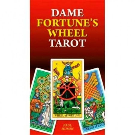 Tarot Importado - Dame Fortunes Wheel Tarot