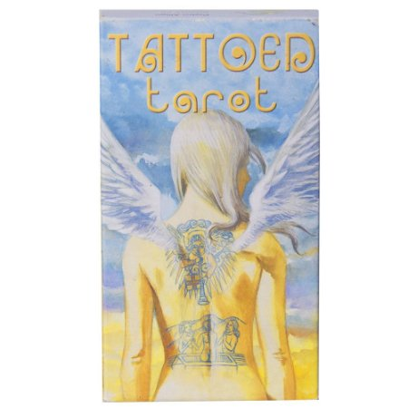 Tarot importado - Tattoed