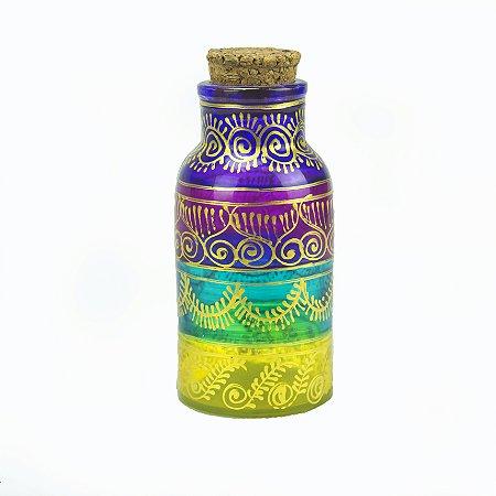 Perfumeira Pintada a mão