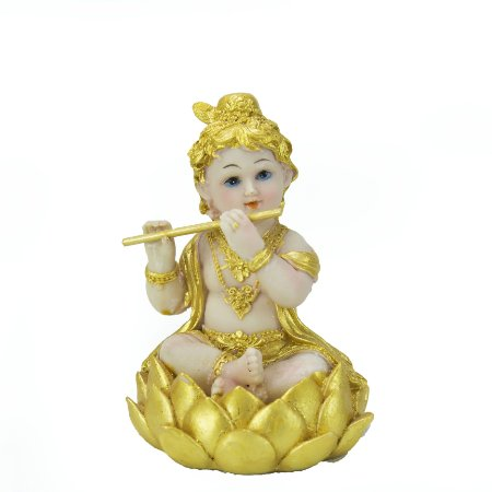 Deus Krishna Bebê
