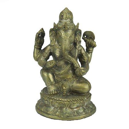 Deus Ganesha Bronze