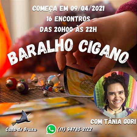 09/04/2021 - Baralho Cigano (ONLINE)