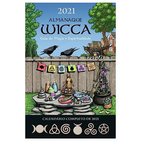 Almanaque Wicca 2021