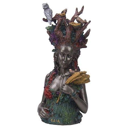 Busto - Deusa Gaia