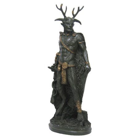 Estátua - Deus Cernnunnos