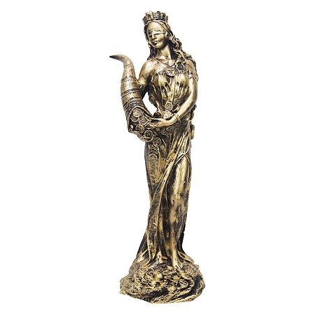 Estátua - Deusa Fortuna