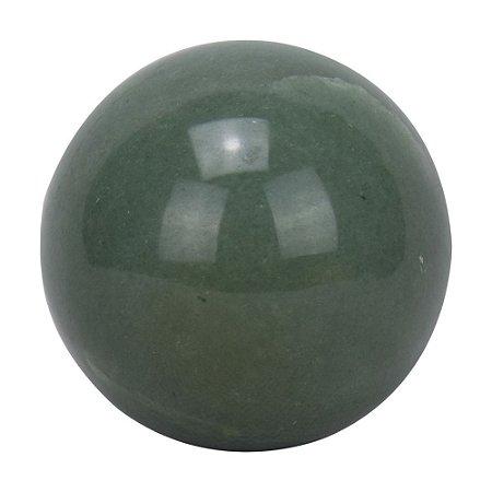 Bola de Cristal - Quartzo verde