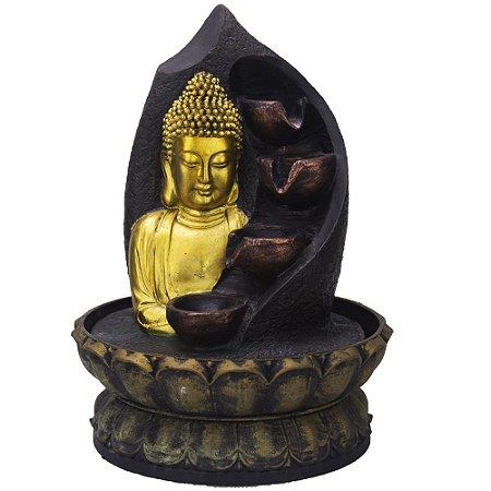 Fonte Buda Dourado três quedas