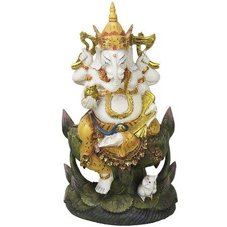 Deus Ganesha Colorido
